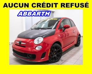 Used 2013 Fiat 500 Sport Turbo for sale in Mirabel, QC