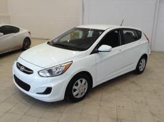Used 2016 Hyundai Accent GL AC for sale in Longueuil, QC