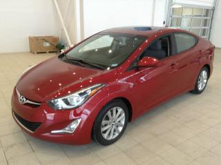 Used 2014 Hyundai Elantra GLS Toit Jantes for sale in Longueuil, QC