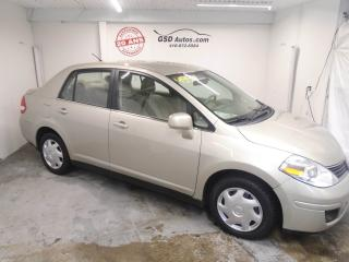 Used 2008 Nissan Versa 1.8SL for sale in Ancienne Lorette, QC