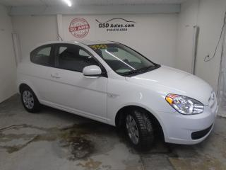 Used 2011 Hyundai Accent L for sale in Ancienne Lorette, QC