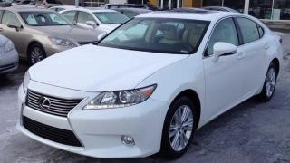 Used 2014 Lexus ES 350 GAR for sale in St-Eustache, QC