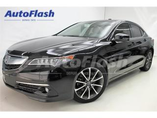 Used 2015 Acura TLX Elite Awd V6 for sale in St-Hubert, QC