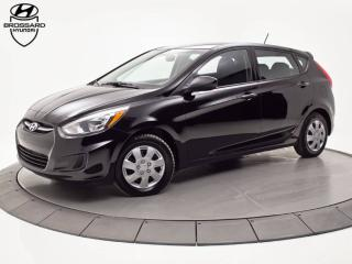 Used 2015 Hyundai Accent L for sale in Brossard, QC