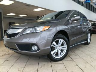 Used 2013 Acura RDX AWD Premium Cuir Toit Ouvrant for sale in Pointe-Aux-Trembles, QC