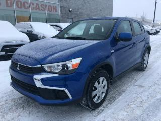 Used 2017 Mitsubishi RVR Es Sieges for sale in St-Hubert, QC