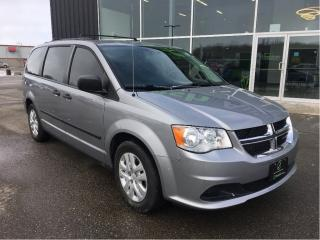 Used 2015 Dodge Grand Caravan CANADA VALUE PACKAGE for sale in Ingersoll, ON