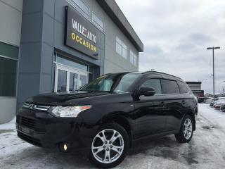 Used 2014 Mitsubishi Outlander Gt 7passagers,sièges for sale in St-Georges, QC