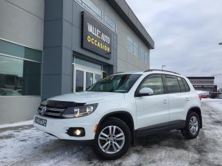 Used 2015 Volkswagen Tiguan 2.0tsi Tl Awd,écran for sale in St-Georges, QC