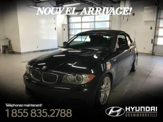 Used 2009 BMW 1 Series 135 M-PACK + MAGS 18'' + JAMAIS ACCIDENTÉ + for sale in Drummondville, QC