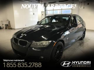 Used 2011 BMW 328 X-DRIVE +NAVI + EXECTIVE & PREMIUM PACK for sale in Drummondville, QC