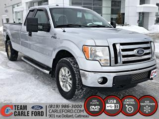 Used 2011 Ford F-150 Ford F-150 XLT S/CAB 2011, Bleutooth, Bo for sale in Gatineau, QC
