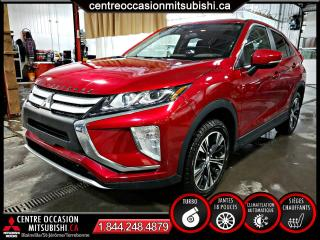 Used 2019 Mitsubishi Eclipse Cross SPECIAL DÉMO , CAMERA DE RECUL , SIÈGE C for sale in Blainville, QC