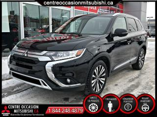 Used 2019 Mitsubishi Outlander SPECIAL DÉMO , ES PREMIUIM , 4WD ,  CUIR for sale in Blainville, QC