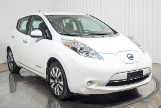 Used 2016 Nissan Leaf SV CHADEMO MAGS NAVI for sale in Île-Perrot, QC