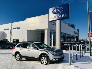 Used 2012 Subaru Outback Limited automatique 3.6R for sale in Gatineau, QC