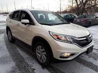 Used 2015 Honda CR-V EX-L for sale in Stittsville, ON