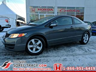 Used 2010 Honda Accord SR LX manuelle 2 portes for sale in Sorel-Tracy, QC