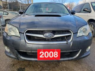 Used 2008 Subaru Legacy 2.5GT spec.B for sale in Scarborough, ON