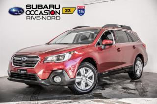 Used 2018 Subaru Outback Cam.recul+sieges.ch for sale in Boisbriand, QC