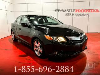 Used 2015 Acura ILX TECH PACK + NAV + TOIT + IMPECCABLE !!! for sale in St-Basile-le-Grand, QC
