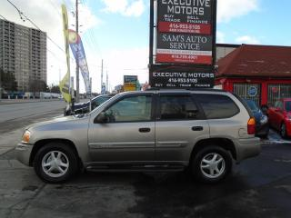 Used 2003 GMC Envoy SLE / 4X4 / ALLOYS / NEW BRAKES / CLEAN / LOW KM / for sale in Scarborough, ON