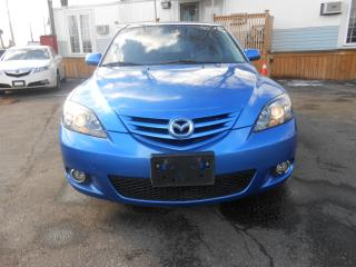 Used 2005 Mazda MAZDA3 Sport GS for sale in Scarborough, ON