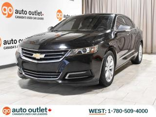 Used 2015 Chevrolet Impala LTZ V6 LOADED! HEATED/COOLED SEATS, ADAPTIVE CRUISE, NAV, SUNROOF for sale in Edmonton, AB
