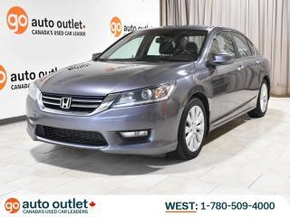 Used 2014 Honda Accord Sedan EX-L; Auto, Leather, Heated Seats, Sunroof, Push Start! for sale in Edmonton, AB