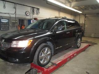 Used 2010 Dodge Journey R/T AWD 7 Pass for sale in Waterloo, ON