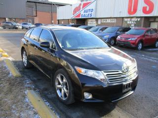 Used 2009 Toyota Venza Limited~AWD~NAV.~ALL POWER OPTIONS~LEATHER for sale in Toronto, ON
