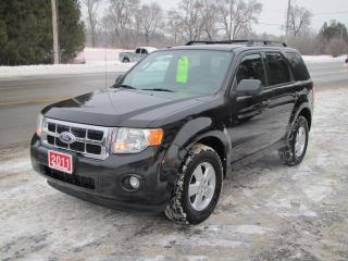 Used 2011 Ford Escape XLT for sale in Brockville, ON