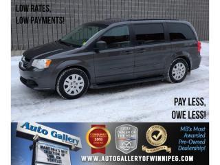 Used 2017 Dodge Grand Caravan SXT for sale in Winnipeg, MB
