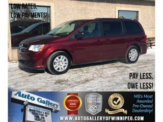 Used 2017 Dodge Grand Caravan SXT for sale in Winnipeg, MB