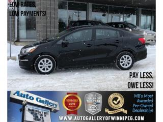 Used 2016 Kia Rio LX+ for sale in Winnipeg, MB