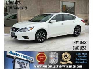 Used 2017 Nissan Altima 2.5 SV  *Htd Seats/Roof/Bluetooth/B.Cam for sale in Winnipeg, MB