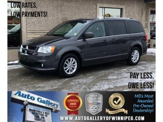 Used 2018 Dodge Grand Caravan SXT Premium Plus for sale in Winnipeg, MB