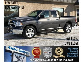 Used 2017 RAM 1500 SLT for sale in Winnipeg, MB