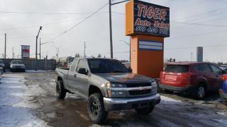 Used 2008 Chevrolet Colorado LT**4X4**ONLY 172 KMS** for sale in London, ON