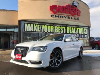Used 2018 Chrysler 300 300S, NAVI PANO ROOF APPLE CARPLAY, REAR CAM for sale in Toronto, ON