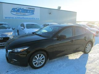 Used 2017 Mazda MAZDA3 SE INT. EN CUIR / AUTOMATIQUE for sale in St-Georges, QC