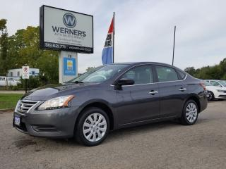 Used 2013 Nissan Sentra SL for sale in Cambridge, ON