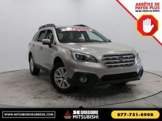 Used 2015 Subaru Outback 2.5I TOURING PKG for sale in Vaudreuil-Dorion, QC