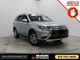 Used 2016 Mitsubishi Outlander SE for sale in Vaudreuil-Dorion, QC