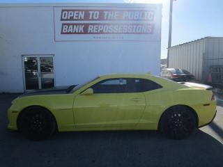 Used 2015 Chevrolet Camaro 2SS for sale in Toronto, ON