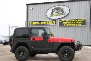 Used 2003 Jeep TJ Sport for sale in St. Thomas, ON