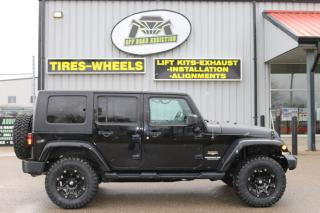 Used 2012 Jeep Wrangler Sahara for sale in St. Thomas, ON