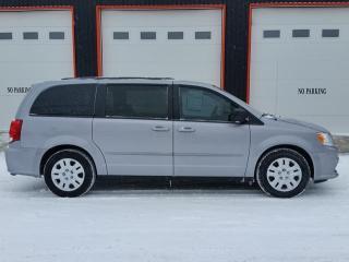 Used 2015 Dodge Grand Caravan SXT for sale in Jarvis, ON