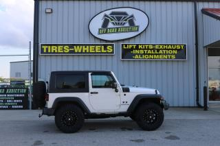 Used 2007 Jeep Wrangler X for sale in St. Thomas, ON