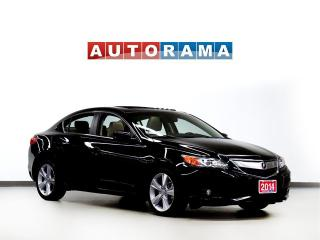 Used 2014 Acura ILX PREMIUM PKG LEATHER SUNROOF BACK UP CAMERA for sale in Toronto, ON